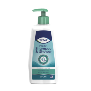 TENA Shampoo & Shower (500 ml)