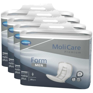 MoliCare Premium Form extra plus MEN (4x28 Stk)