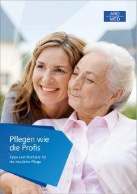 ARDMED Pflege Broschüre