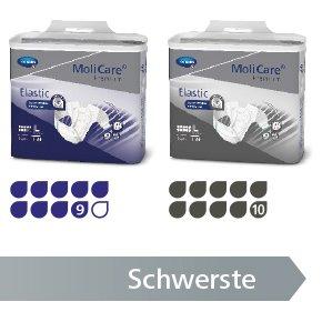 MoliCare Premium Elastic Tropfsystem 9-10