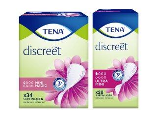 Tena Discreet neues Design 1