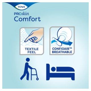TENA ProSkin Comfort Inkontinenz Produktfeatures